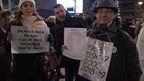 1 од 5 милиона: Подршка протесту расте, тражена оставка Вучића
