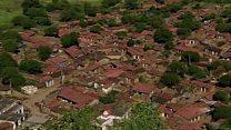सदियों से डर के साये में गांव