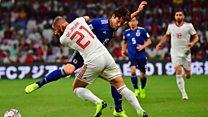 شما: ایران و ژاپن در جام ملتهای آسیا#