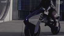 دراجة نارية مصنوعة كليا بطابعة ثلاثية الأبعاد