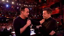 Ant 'genuinely shocked' by NTA win