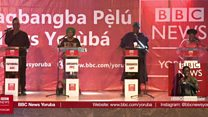 #BBCGovDebate: Ìnákuna ìjọba ìpínlẹ̀ Eko ti pọ̀ jù - Gbadamọsi (ADP)