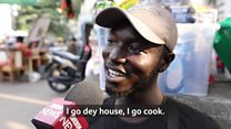 Day 18: Di Nigerian youths wey no dey vote anybodi for di 2019 elections #BBCNigeria2019