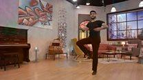 شاب أردني يتحدى التقاليد برقص الباليه