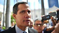 "Juan Guaidó on Venezuela's ""abuse of power"""