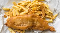 Go to chippy after Brexit, says DUP's Wilson