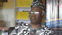 War against corruption na political diversion - Falana