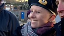 Bucket list student lives Navy dream