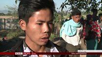 د ميانمار رکاين ايالت کې يوه بله پوځي ځپنه