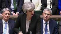 May 'to seek withdrawal agreement changes'