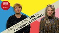 """""""¿Gomelo, eso es un caramelo?"""" Hispanohablantes intentan adivinar qué significan palabras de Colombia"""