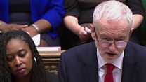 Corbyn to PM: None of that was very clear to me