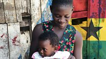 Being 17: The life of a teenager in Ghana