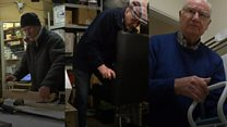 Retired engineers form skills 'A-Team'