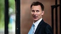 Jeremy Hunt: Brexit may go into 'extra time'