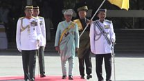 Malaysia crowns its new king