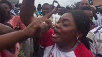 Grève des transports en commun à Kinshasa