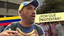 Por qué protestan los que quieren que Nicolás Maduro salga del poder en Venezuela