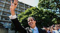 پارلمان اروپا گوایدو را رئیس جمهوری ونزوئلا میداند