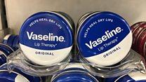 Million dollar idea: Vaseline