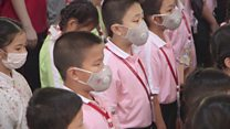 Why are face masks selling out in Bangkok?