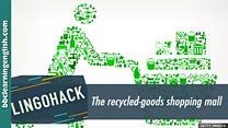 O shopping na Suécia que faz sucesso com reciclados 'pescados' de lixão vizinho