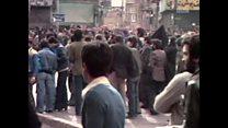 تصویر انقلاب: بازگشایی دانشگاه تهران