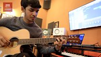 Alffy Rev: Pemuda Mojokerto yang ingin bawa Indonesia mendunia