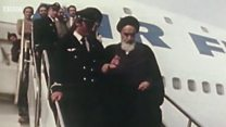 هكذا بدأت الثورة في إيران