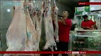 بازار آشفته گوشت در ایران