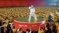 Martial arts at China's new year TV gala