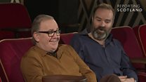 Still Game actors on final season