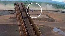 Cómo sobreviví al colapso de la presa de Brumadinho
