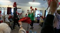 Swan song for struggling dementia charity