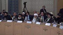 روز دوم گفتگوهای طالبان در مسکو