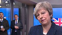 May: I am going to deliver Brexit on time