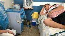 ဗင်နီဇွဲလားရဲ့ ယိုယွင်းနေတဲ့ ကျန်းမာရေး စနစ်