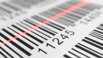 Million dollar idea: The barcode