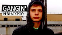 Gangin' in Blackpool