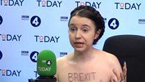 Brexit: Cambridge professor invites Jacob Rees-Mogg to 'naked debate'