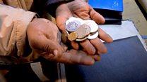 सिक्का छाप्ने खोटो मेसिन