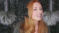 O que faz de vídeos com sons inusitados e sussurros uma sensação no YouTube?