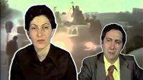 First news bulletin after Iran's 1979 revolution