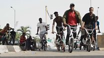 Lagos BMX crews 'like family'