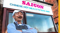 The story of refugee 'Saigon Sam' and his Teesside takeaway