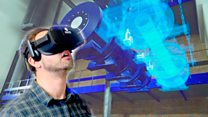 Nuclear engineers trained using VR
