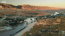 ترکی کا قدیم شہر صفحہ ہستی سے کیوں مٹ رہا ہے؟