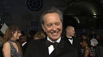 Richard E Grant: 'Film was completly femalecentric'