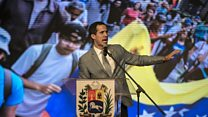 بحران ونزوئلا؛ یک افسر دیگر ارتش به مخالفان پیوست