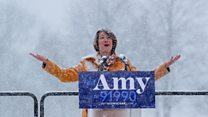 Amy Klobuchar announces bid for 2020